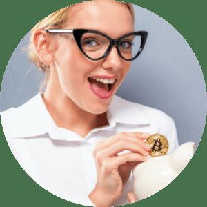 Poupança em Bitcoin